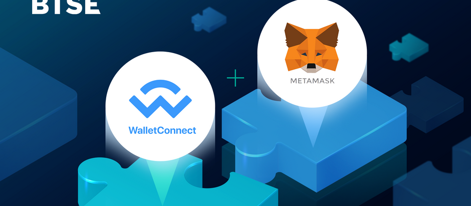 BTSE Launches Joint Integration With MetaMask & WalletConnect