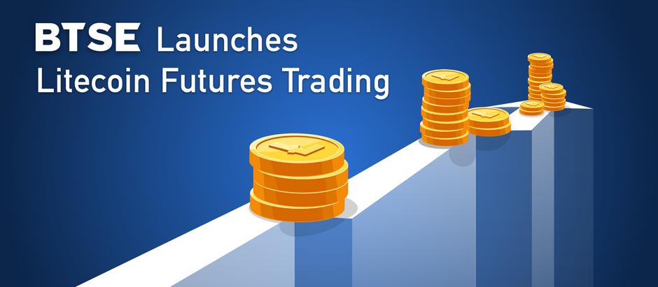 BTSE Launches Litecoin Futures Trading