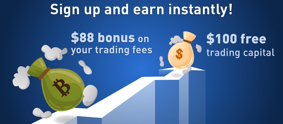 Here Are $188 For You to Trade on BTSE.com
