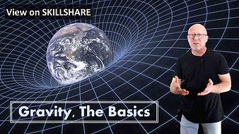 Online Course on Gravitation (Skillshare)