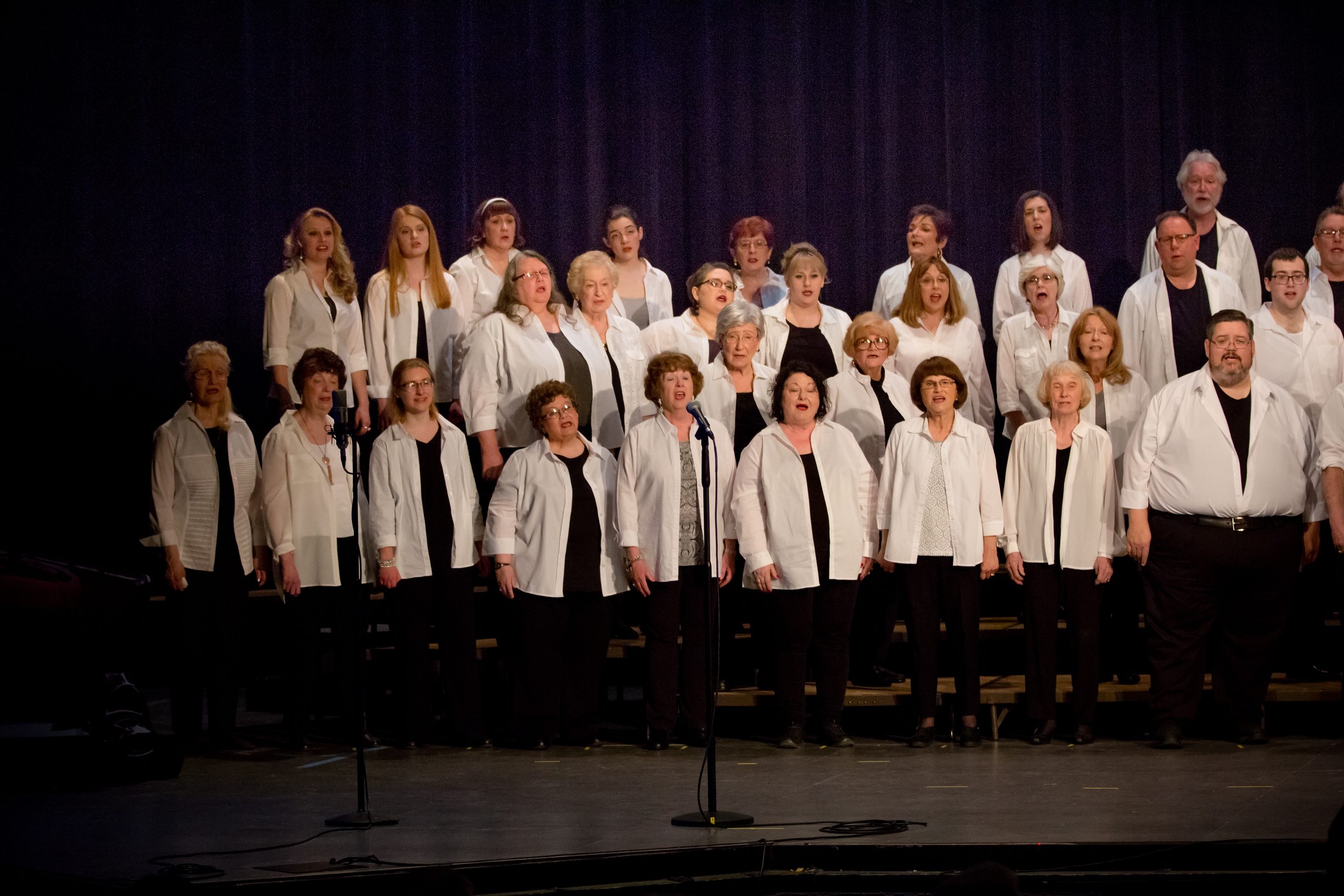 Seaway Chorale Good Vibrations 2018-24