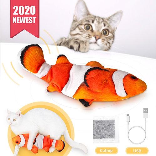 Cat Fish Toys