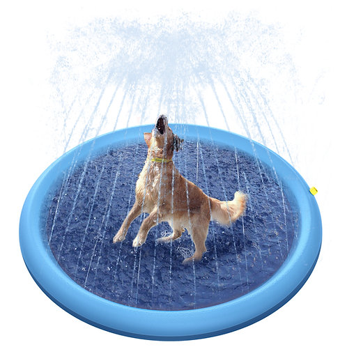 Dog Sprinkler Pool 130cm