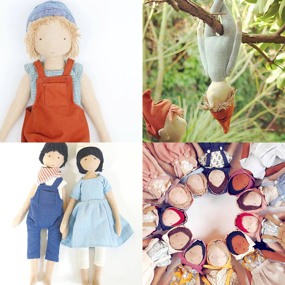 Khadil Dolls