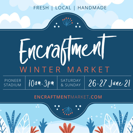 Winter Encraftment 2021 is coming!