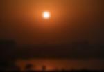 Sunset at Bellandur Lake