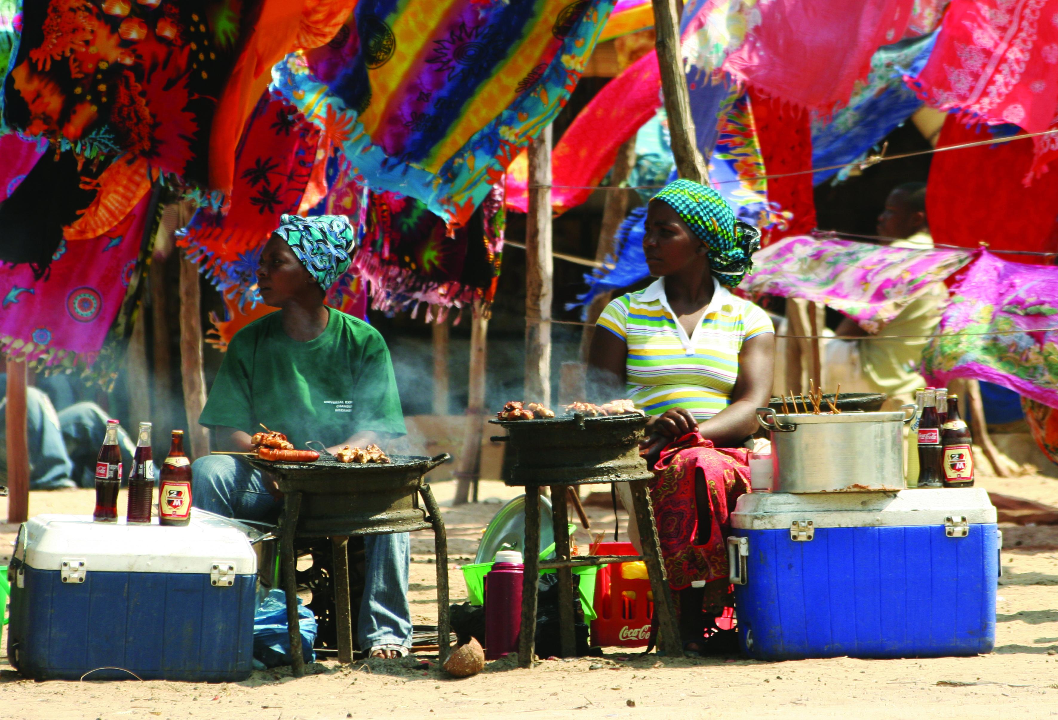 Mozambican Mama's