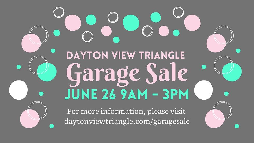 Dayton View Triangle Garage Sale.png
