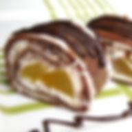 изготовление шоколадных роллов, мастер-класс по роллам, заказать мастер-класс
