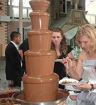 заказать шоколадный фонтан на выпускной, на свадьбу, праздник с шоколадом, бельгийский шоколад, шоколадная пермь