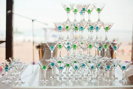 пирамида/горка шампанского в Перми заказать, фрукты на праздник в Перми