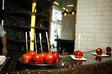заказать карамельные яблоки на мероприятие, карамельные яблоки в Перми