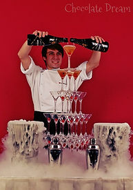 пирамида шампанского в Перми заказать, фрукты на праздник в Перми