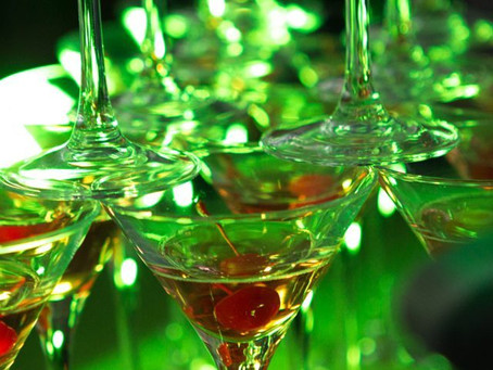 Пирамида/горка шампанского на свадьбу
