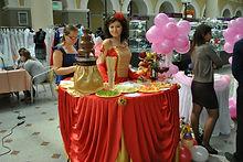 Заказать леди-фуршет в Перми на любой праздник. Для корпоратива, для презентации, для встречи важных гостей леди-фуршет