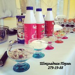 Вкусные мастер-классы Пермь