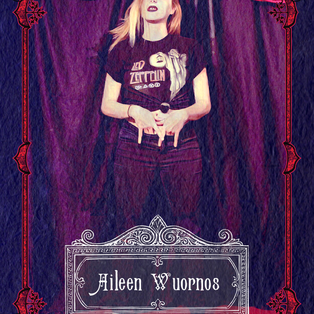 Trading Cards Aileen
