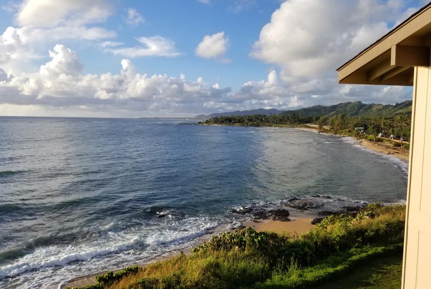 Wailua Bay in Morning