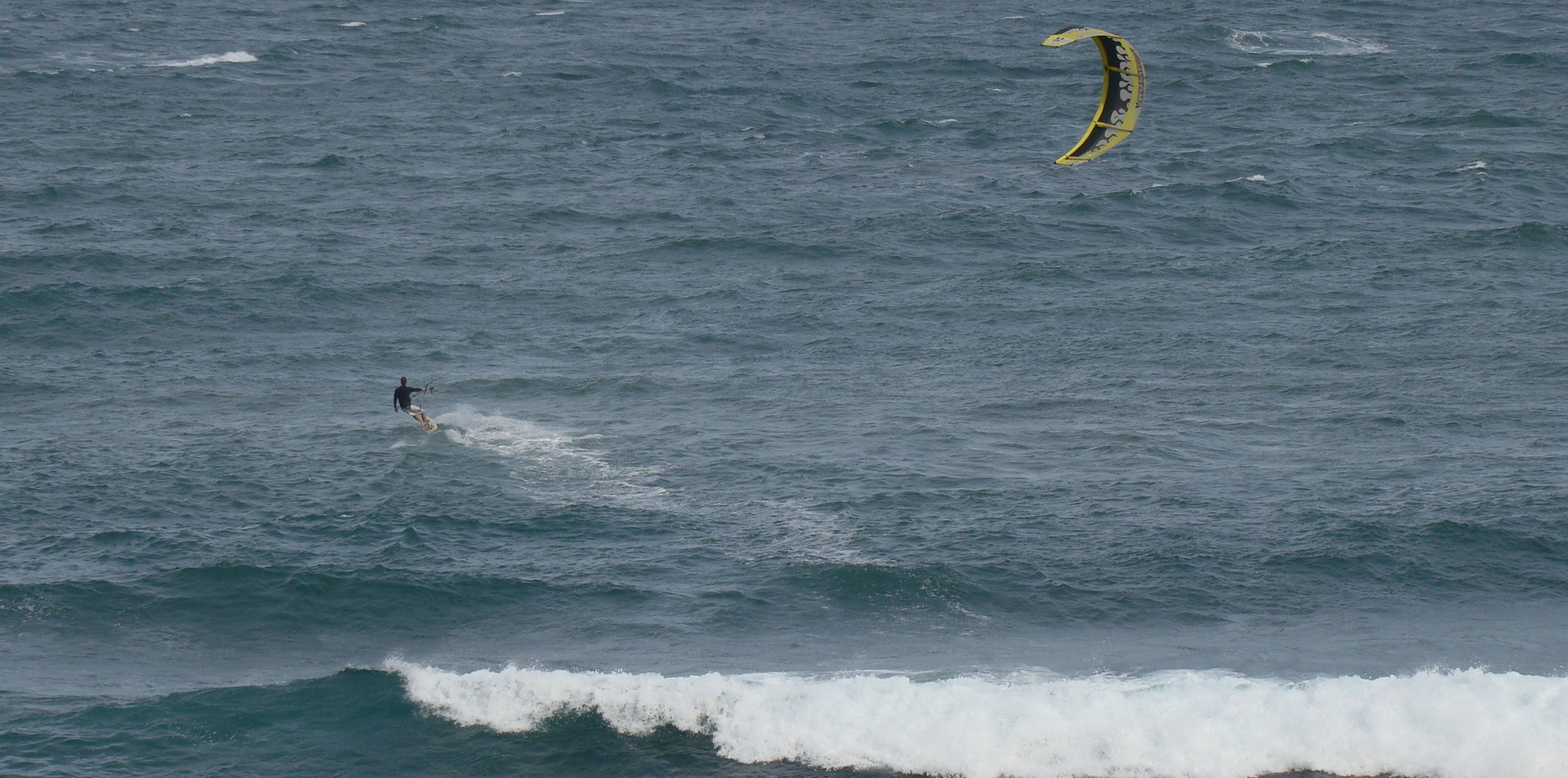 Watch Kite Surfers from your Lanai