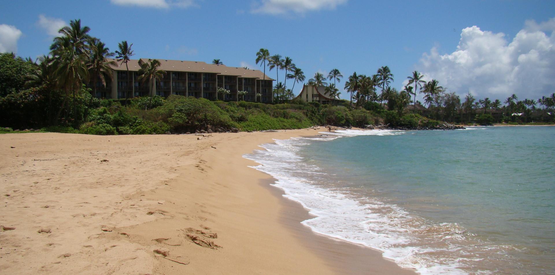 Wailua Beach - Steps Away