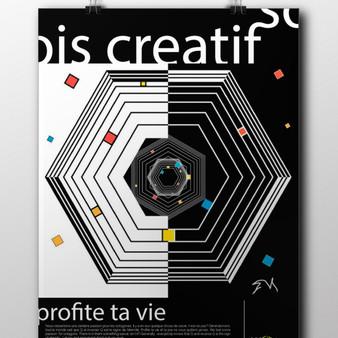 Sois creatif!