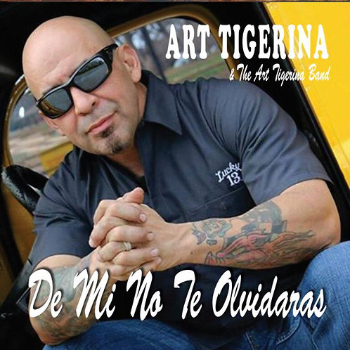 CD 'De Mi No Te Olvidaras'