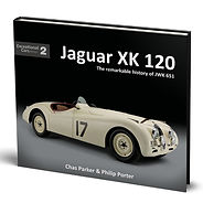 Philip Porter's book Jaguar Lightweight E