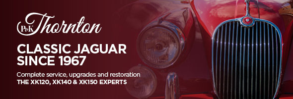 Classic Jaguar XK Experts
