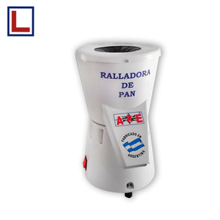 RALLADORA DE PAN ELÉCTRICA - 10 KG.