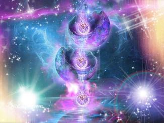 La Flamme Violette du Diamant Cosmique