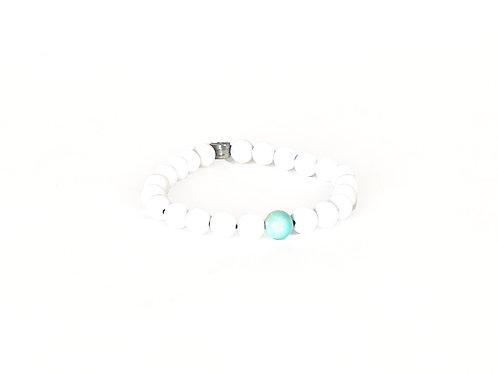Ocean Plastic Bracelet-Arctic
