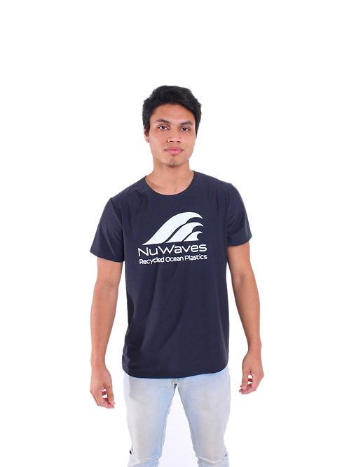 Men's Ghost Net T-Shirt-Black