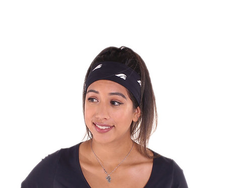 Swell Headband-Black