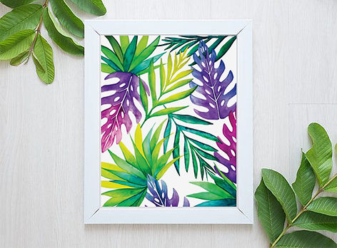 leaf print photo frame.jpg