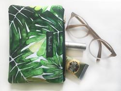 Banana Leaf coin purse 4