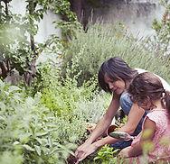 Kids in the Garden