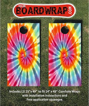 Cornhole Board Wrap 308