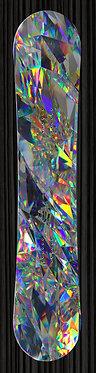 Glass Snowboard Wrap 241