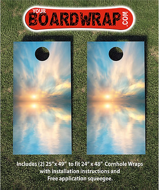 Cornhole Board Wrap 101