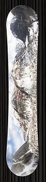 Telluride Colorado Snowboard Wrap 294 | YourBoardWrap.com