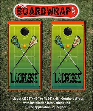 Lacrosse Cornhole Skins