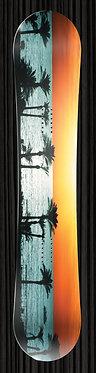 Sunset Tropical Design yourboardwrap.com