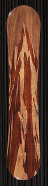 Wood Snowboard 361