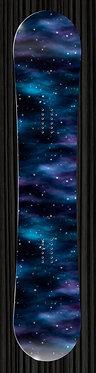 Galaxy Space Snowboard
