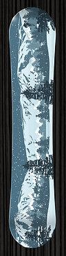 Blue Mountain Scene Snowboard