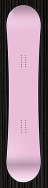 Light Pink Snowboard Wrap