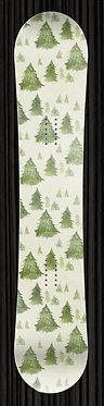 Trees Snowboard Design 217