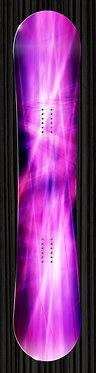 Snowboard Wrap 016D | YourBoardWrap.com