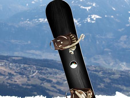 Wood Snowboard Wraps