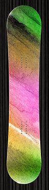 Pink Watercolor Design yourboardwrap.com